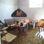 Hergerichtete Box zum Treffen der Besitzergemeinschaft um Sol Y Vida